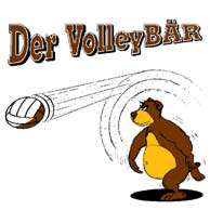 Shirt Volleybär